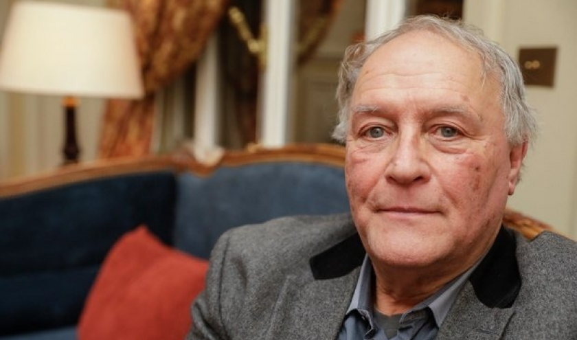 Philippe Grombeer ( Photo La Libre Belgique )