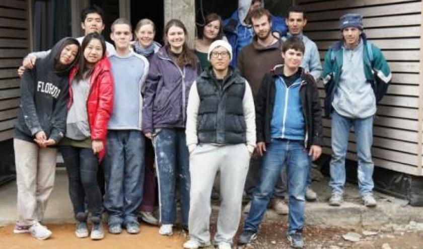Le groupe des jeunes batisseurs