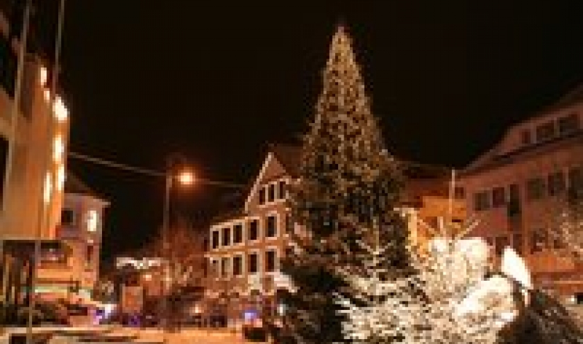 Feeries de Noel dans les Cantons de l'Est