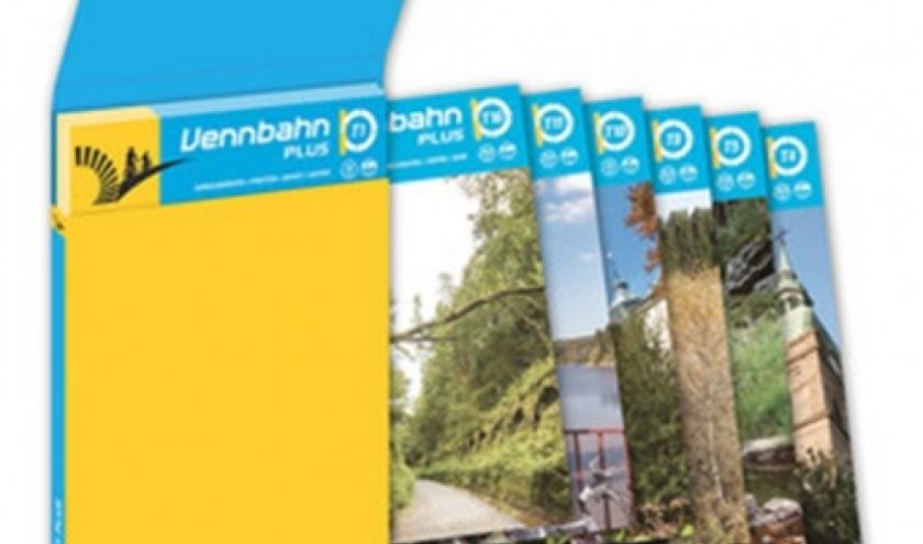 Le planificateur d'itinéraires « Vennbahn Plus » - 16 nouveaux parcours dans un coffret