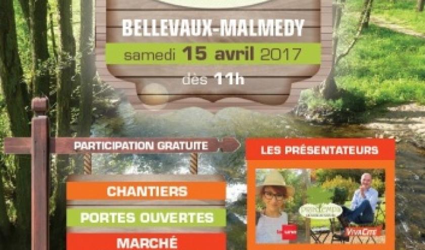 « Printemps Grandeur Nature »   le 15 avril 2017 à Bellevaux – Malmedy