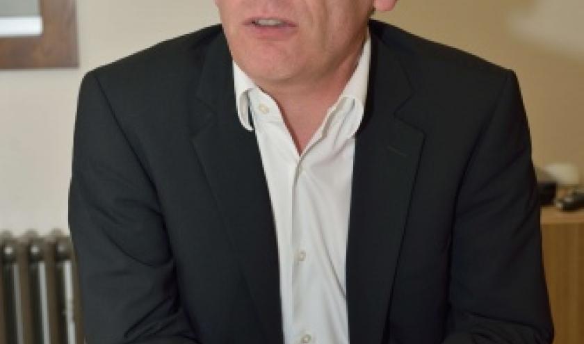 Fabrice Leonard le nouveau bourgmestre