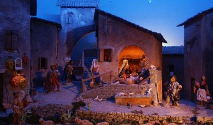 Krippana: la féerie de Noël sous toutes les latitudes.