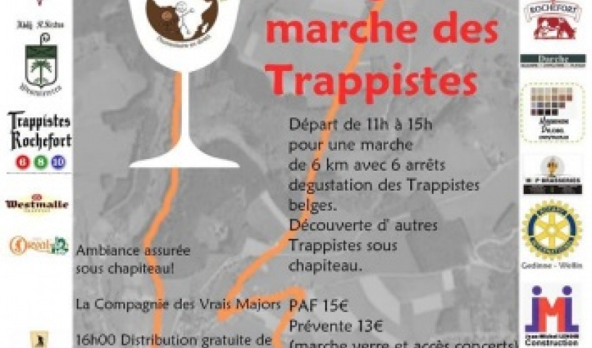 Marche Trappiste Gedinne