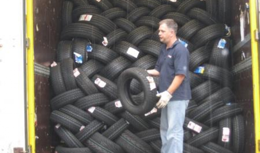 livraison de pneus hiver