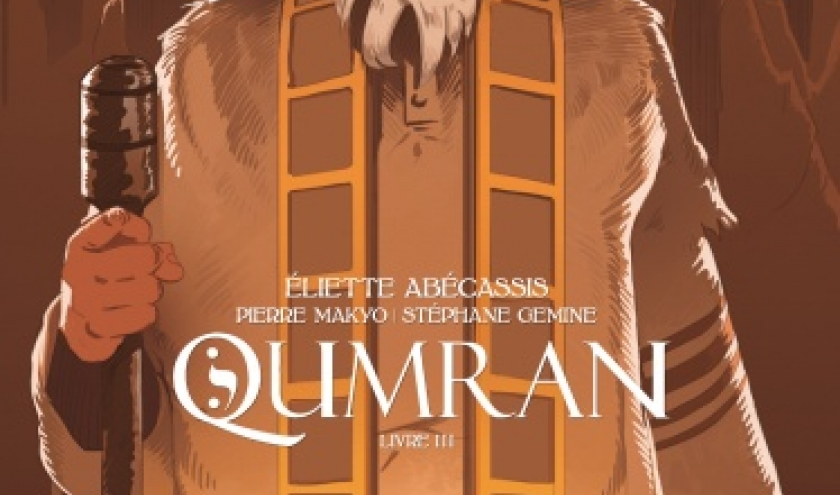 Qumran  Livre III de S. Gemine et Makyo  Glenat.