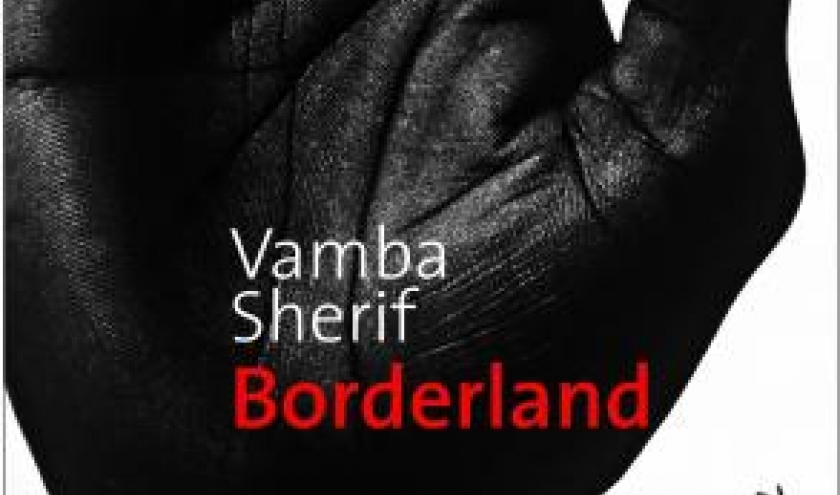 Borderland  de Vamba Sherif  Editions Metailie