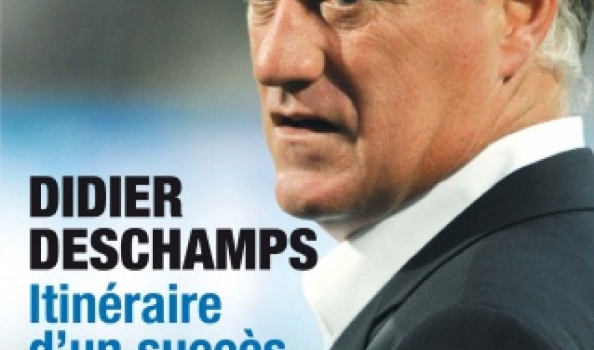 Didier Deschamps, Itineraire d'un succes, une biographie ecrite par Philippe Grand  Editions Jacob Duvernet.