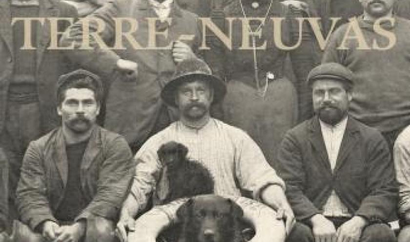 Terre-Neuvas de 1900 à 1950 de Loic Josse & M. Pommier – Editions Glénat.