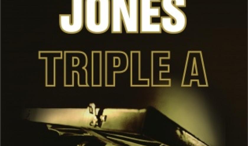 Triple A de Chris Morgan Jones   Editions Les 2 Terres.