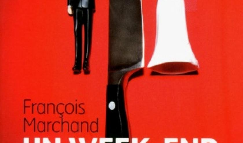 Un week-end en famille de François Marchand  Editions Cherche Midi.