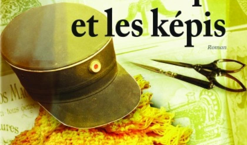 Echarpe et les kepis de Jean Pierre Raimont  Editions Melibee.