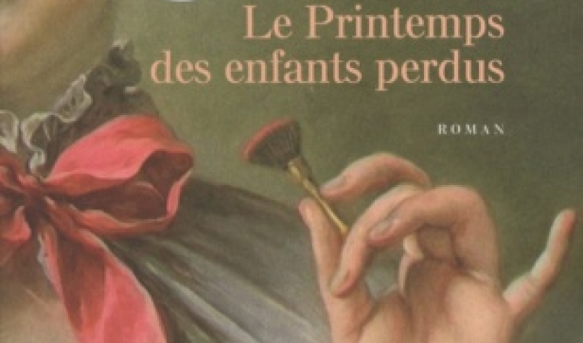Le Printemps des enfants perdus de Beatrice Egemar  Presses de la Cite.