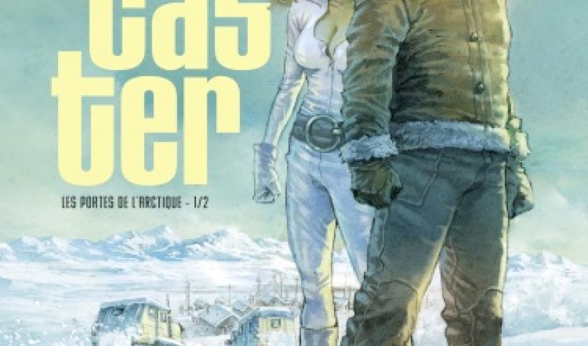 Lancaster Tome 1  Les Portes de l'Arctique de JJ Dzialowski et Ch. Bec  Editions Glenat.