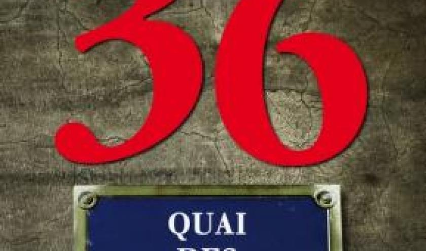 Histoire du 36, quai des Orfevres de Claude Cances – Editions Jacob-Duvernet.