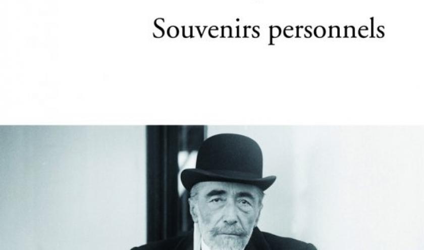 Souvenirs personnels de Joseph Conrad  Editions Autrement.