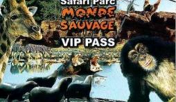 attractions,safari parc, monde sauvage, chlorophylle,dictee,2007