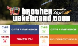 Wakeboard Tour