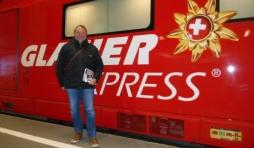 Le Glacier Express, le train rapide le plus lent du monde