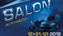 """96ème """"Salon de l'Auto"""", du 12 au 21 Janvier"""