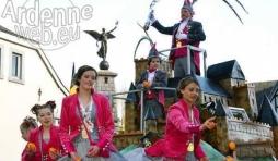 video carnaval La Roche 2017