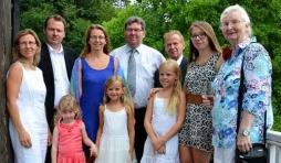 50 ans de mariage pour Andre Lamborelle et Jeanine Luycx