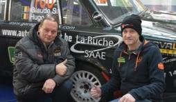Jacques GERARD et Rudy SCHMITZ. Legend Boucles