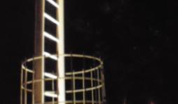 04.05.2019  Houffalize. Semi Obscurite. Projecteur a moitie couvert.