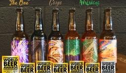World Beer Awards  pour ATRIUM de Marche