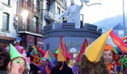 Programme carnaval 2009 de La Roche en Ardenne