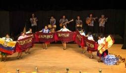 Conjunto de Danza Folklorica Expresion Latino Americana, de Cuenca, en Equateur video 3