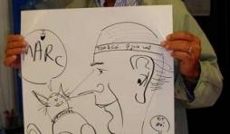 Caricatures gratuites pour le 10eme anniversaire de chez Tom & Co