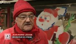 Jean-Marie Lesage JT RTBF 2017