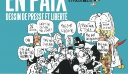 Dessiner en paix, dessin de presse et liberté