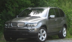 BMW X5 3.0d Avril 2004 72.000 Km