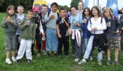 MESA, 2007, Arrivee de la Marche Europeenne du souvenir et de l'amitie a Bastogne