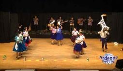 Conjunto de Danza Folklorica Expresion Latino Americana, de Cuenca, en Equateur video 6