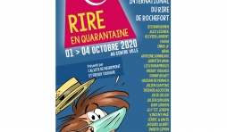 Rire en Quarantaine, un week-end festif du 1er au 04 octobre 2020