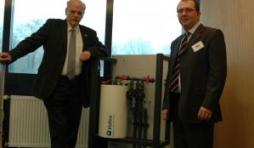 Presentation du CapDI par Francois Ghigny et Udo Kriegsmann