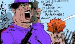 Kadahfi Sarkozy