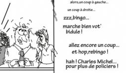 Dimanche ! Elections.