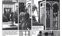 L'Étrangleur Burma (T2) - L'encombrant cadavre de la plaine Monceau,  Léo Malet, E. Moynot et J. Tardi - Casterman.